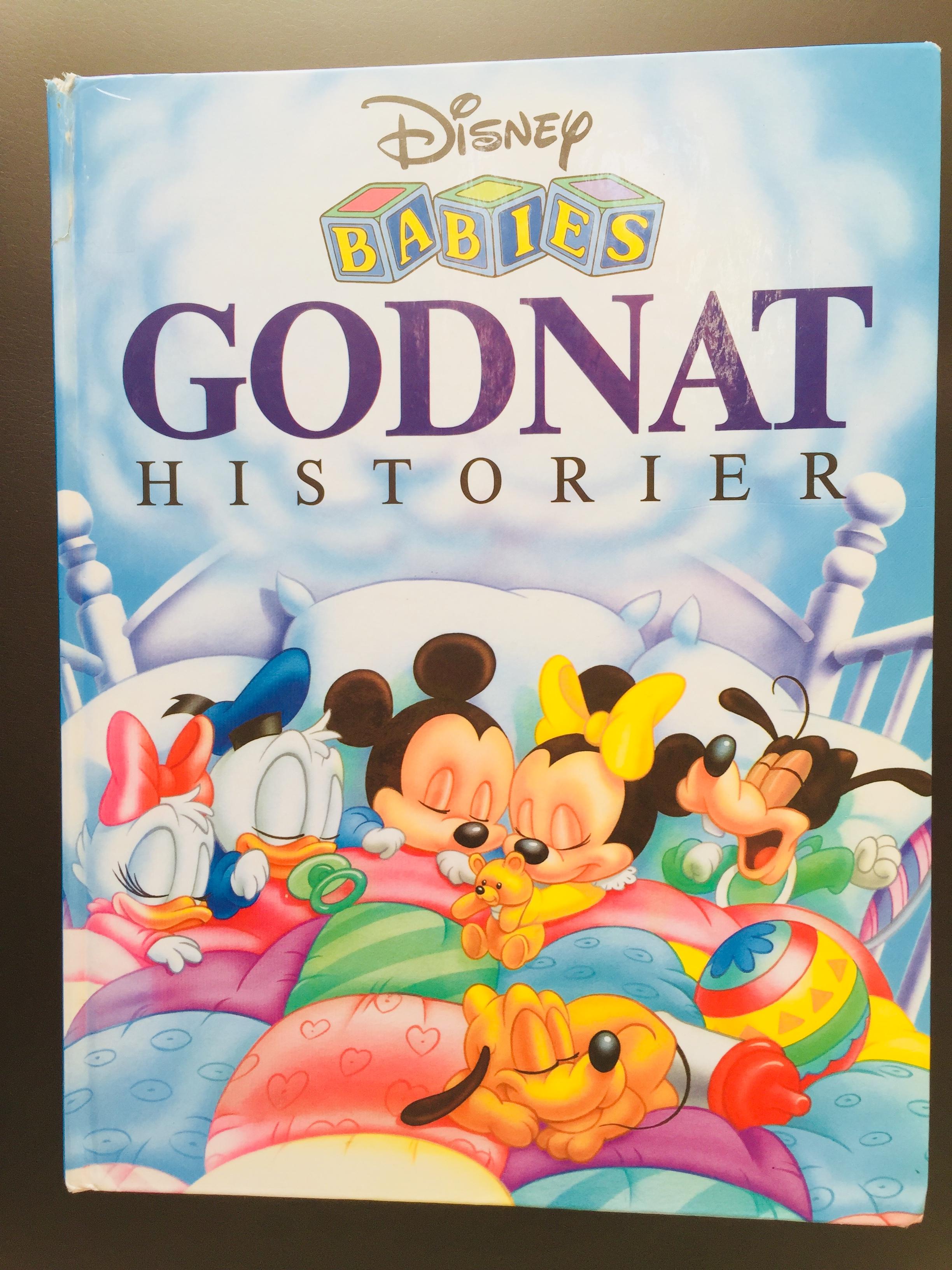 disney babies godnathistorier